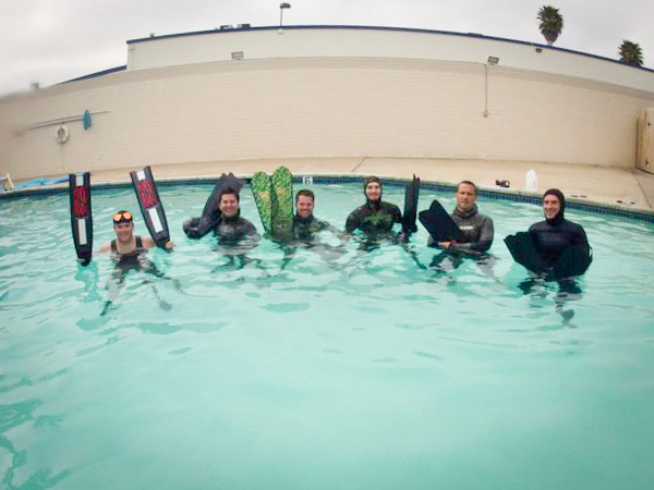 FII Level 1 Freediver Day 1