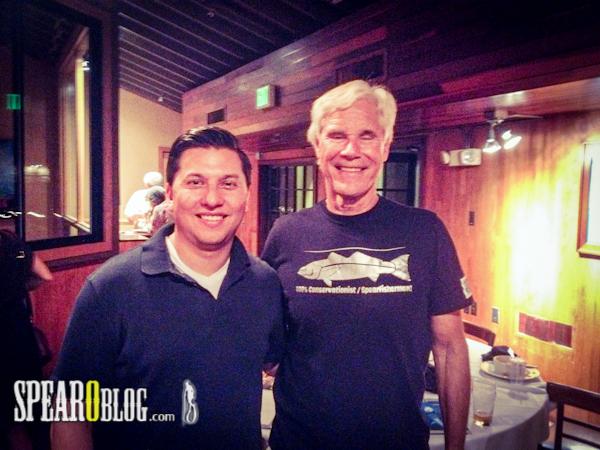San Diego Freedivers present Terry Maas