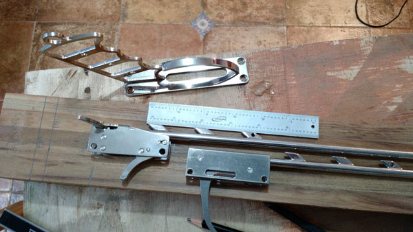 Speargun Build: Zen and The Art of Speargun Shaping