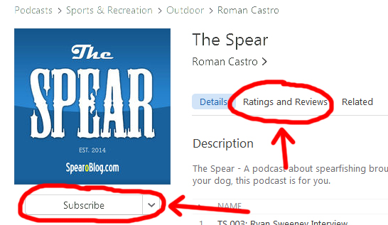 Spearfishing-Podcast-The-Spear-iTunes-2