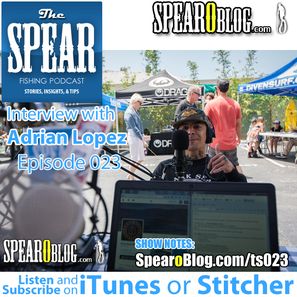 TS 023: Interview with Adrian Lopez