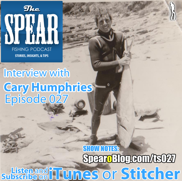 TS 027: Cary Humphries from Australia