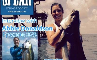 TS 028: Abbie Donaldson's Spearfishing Journey