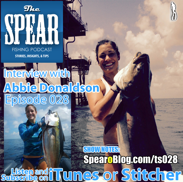 TS 028: Abbie Donaldson's Spearfishing Journey
