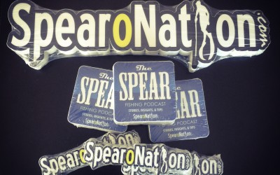 How To Get SpearoNation And The Spear Podcast Stickers For FREE?