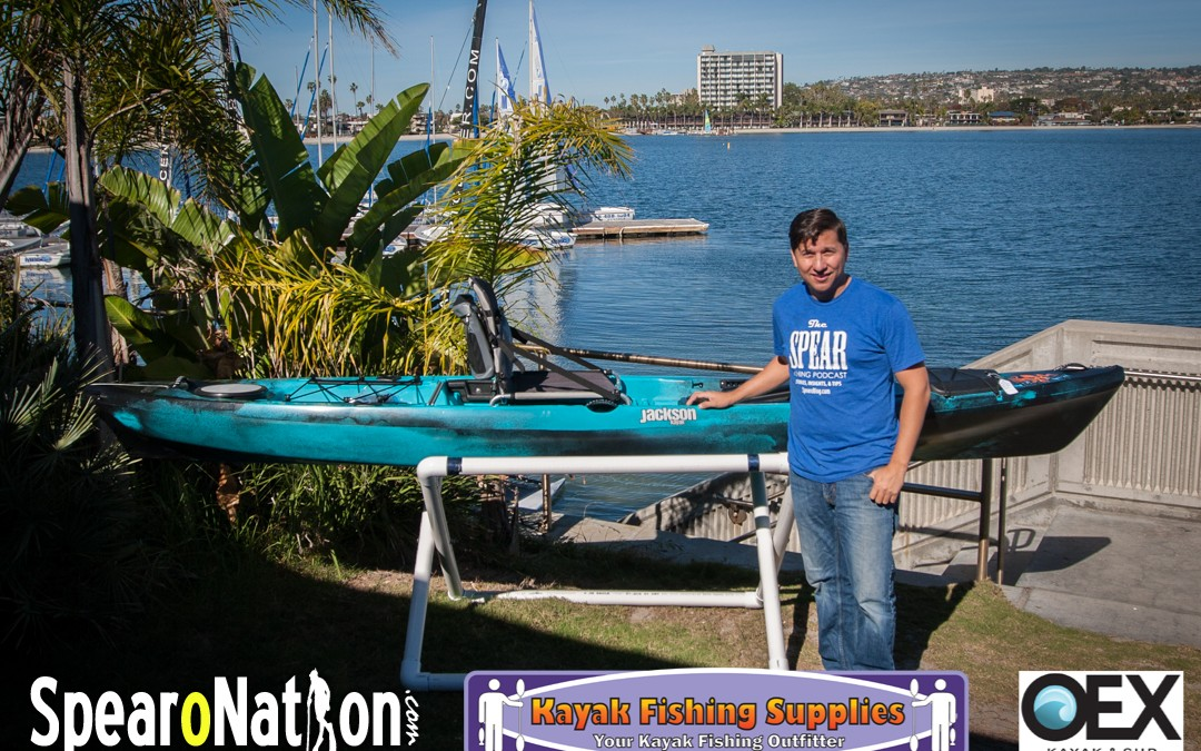 kraken 13 5 jackson kayak spearfishing and fishing kayak spearoblog
