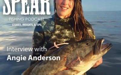 TS 054: Angie Anderson's Spearfishing Journey