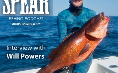 TS 056: Will Power's Spearfishing Journey