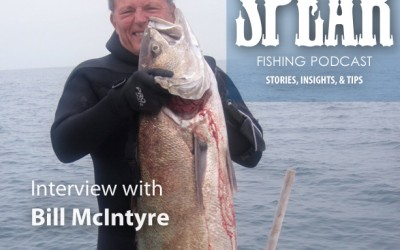 TS 058: Bill McIntyre's Spearfishing Journey