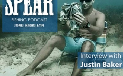 TS 055: Justin Baker's Spearfishing Journey