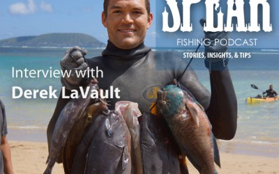 TS 061: Derek LaVault's Spearfishing Journey