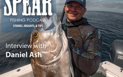 TS 063: Daniel Ash's Spearfishing Journey