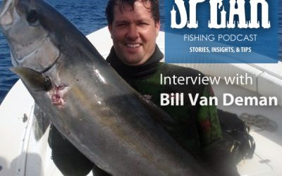 TS 071: Bill Van Deman's Spearfishing Journey