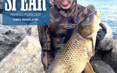 TS 073: Geoff Coombs's Spearfishing Journey