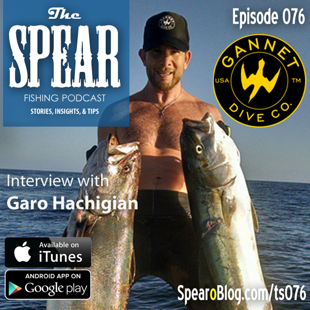 TS 076: Garo Hachigian Gannet Dive Co. Founder