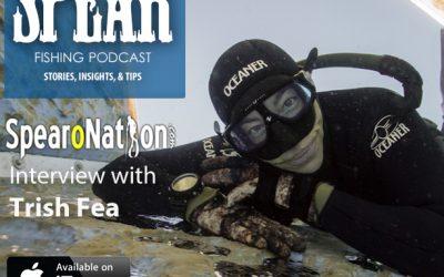 TS 079: Trish Fea's Freediving Journey