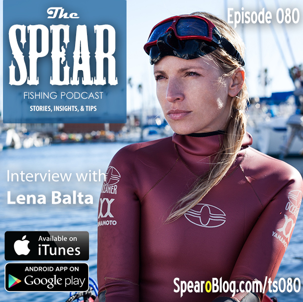 TS 080: Lena Balta's Freediving Journey