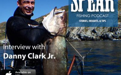 TS 081: Danny Clark Jr's Spearfishing Journey