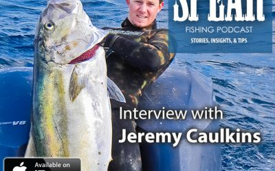 TS 082: Jeremy Caulkins Spearfishing Journey