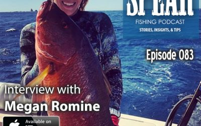 TS 083: Megan Romine Spearfishing Journey