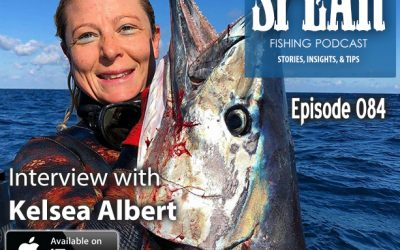 TS 084: Kelsea Albert Spearfishing Journey